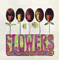 Original album cover of Flowers by The Rolling Stones