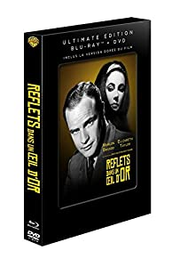 Reflets dans un oeil d'or [Ultimate Edition - Blu-ray + DVD]