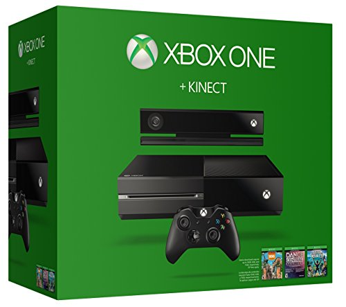 Xbox One 500GB Console with Kinect Bundle (Includes Chat Headset) (Ranger X compare prices)
