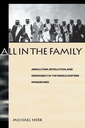 All in the Family (Suny Series in Middle Eastern Studies)
