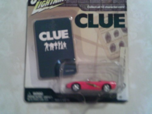 Johnny Lightning Clue #1 Colonel Mustard Hummer