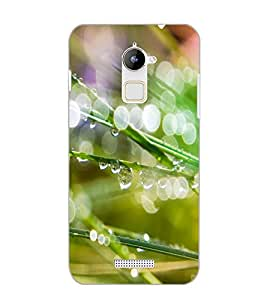 COOLPAD NOTE 3 LITE WATER DROPS Back Cover by PRINTSWAG