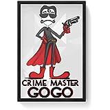 PosterGuy Crime Master Gogo Crime Master Gogo, Gogo, Master, Bollywood, Andazapnaapna, Movies, Artsy, Laminated...