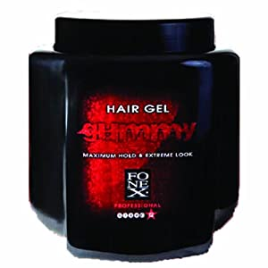 Gummy Hair Gel, 32 Ounce