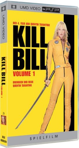 Kill Bill: Volume 1 [UMD Universal Media Disc]