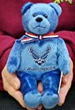 "U.S. Air Force Official Symbol 9"" Military Bear"