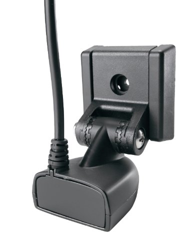 Humminbird 710198-1 XNT 9 20 T 83/200KHz Depth Transducer with Temperature Sensor and Transom Mount