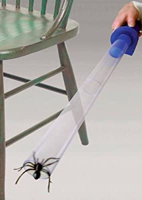 KatchaTM Bug Buster Spider Vacuum - Vac's/ Sucks up live bugs!! Easily remove spiders from your home without touching them! - UK's Number 1 Spider Catcher Vacuum