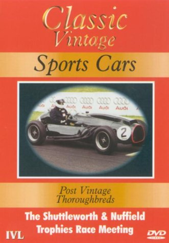 Classic Vintage Sports Cars - Post Vintage [DVD]