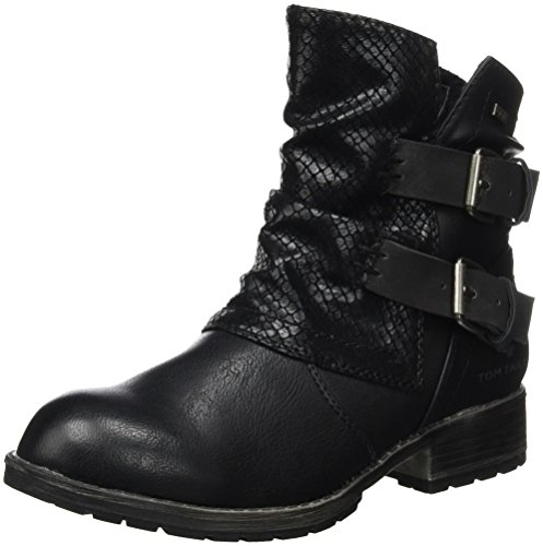 tom-tailor-kids-1670112-bottines-non-doublees-fille-noir-noir-37