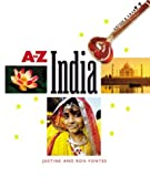India (A to Z) (0516268090) by Fontes, Justine