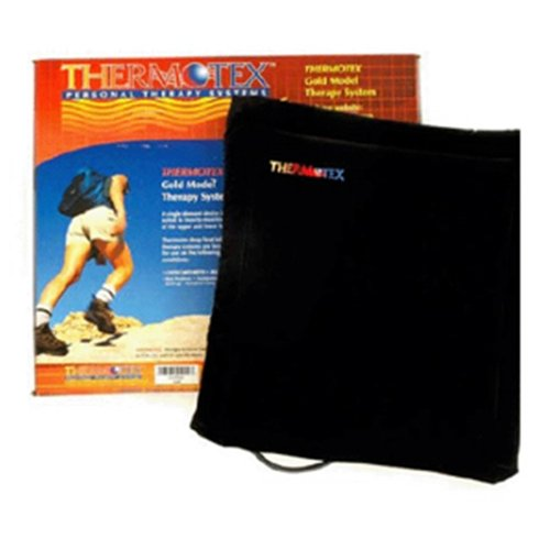 "Thermotex Infrared Heating Pad - 14""x 16"" - TTS Gold"