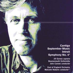 David Matthews - Sym. No 4/Cantiga/Sept by NMC Recordings
