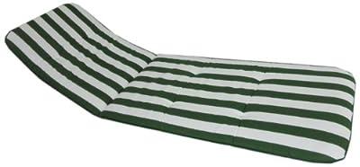beo BS10 Capri LI Paspelauflage für Rollliegen, circa 60 x 193 cm, circa 5 cm Dick von beo bei Gartenmöbel von Du und Dein Garten