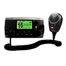 Garmin VHF 200 Radio - Black