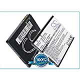 Cameron Sino 1050mAh Replacement Battery for HTC Desire HD, T-Mobile My Touch HD, Supplied by UltimateAddons-UK