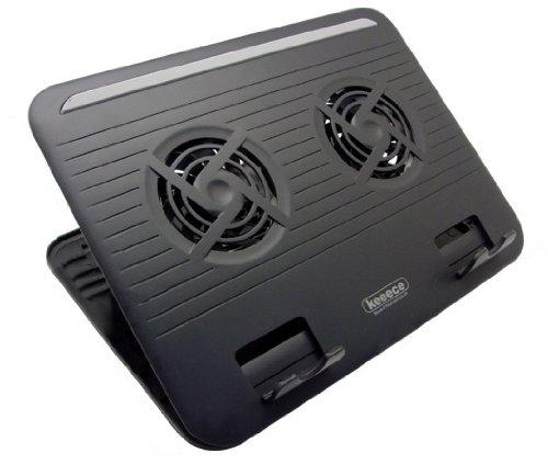 スリーアールシステム社 ノートパソコンクーラー 冷却 ノートパソコン 冷却ファン 13.3インチまで対応 3R-KCCOOL01