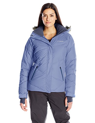 Columbia Women's Lay D Down Jacket, Bluebell, Medium (Columbia Jacket Lay D Down compare prices)