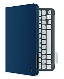 Logitech Keyboard Folio for iPad Mini - Mystic Blue
