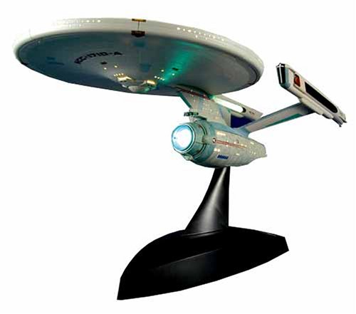 Star Trek U.S.S. Enterprise A (Plastic model) by Bandai (Enterprise Model compare prices)
