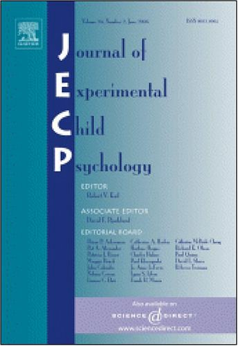 The Role Of Crawling And Walking Experience In Infant Spatial Memory [An Article From: Journal Of Experimental Child Psychology]