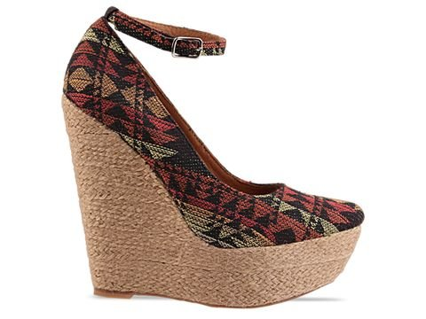 Jeffrey Campbell Pizan Fab in Aztec Size 6