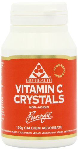 Bio Health Buffered Vitamin C Crystal 150g