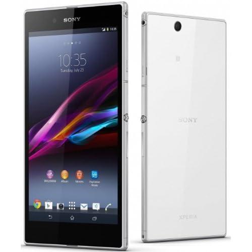 Sony XPERIA Z Ultra C6833 LTE版 (White ホワイト 白)海外SIMフリー携帯