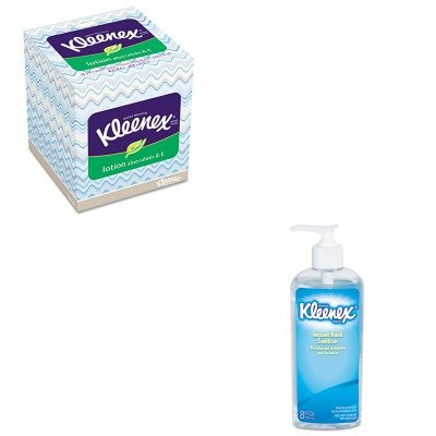 Kleenex Hand Sanitizer back-1047085