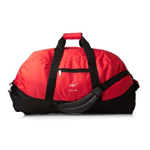 Gelert Cargo 100 Litre Reisetasche - Rot/Schwarz