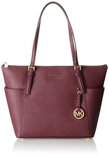 michael-kors-jet-set-top-zip-saffiano-leather-borsa-tote-donna-rosso-plum-27x11x30-cm-w-x-h-x-l