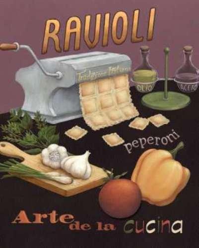 Ravioli poster