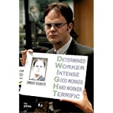 THE OFFICE POSTER Amazing Shot of Dwight RARE HOT NEW