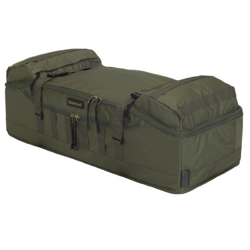Classic Accessories 15-045-011405-00 Quadgear Olive Molle Style Front Rack Atv Bag