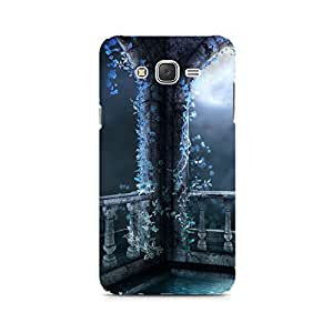 TAZindia Designer Printed Hard Back Case Mobile Cover For Samsung Galaxy J3
