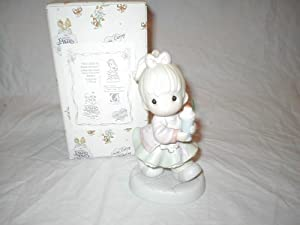 Precious Moments Figurine - Our Club Is Soda-Licious #PM962