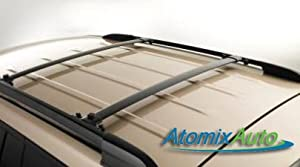 2008 - 2012 Toyota Highlander Cross Bars Roof Rack