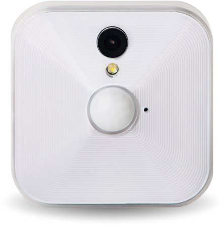 Blink Smart Home HD Monitor & Alert System, 100% Wire-Free - 1 Camera