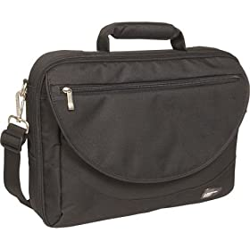 Sumdex Single Compartment Laptop Brief - 15.4