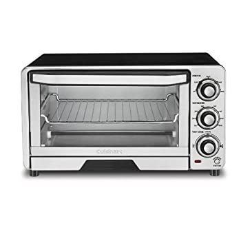 Set A Shopping Price Drop Alert For Cuisinart TOB-40 Custom Classic Toaster Oven Broiler