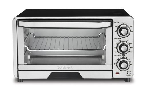 Cuisinart TOB-40N Custom Classic Toaster Oven Broiler (Small Oven Toaster compare prices)