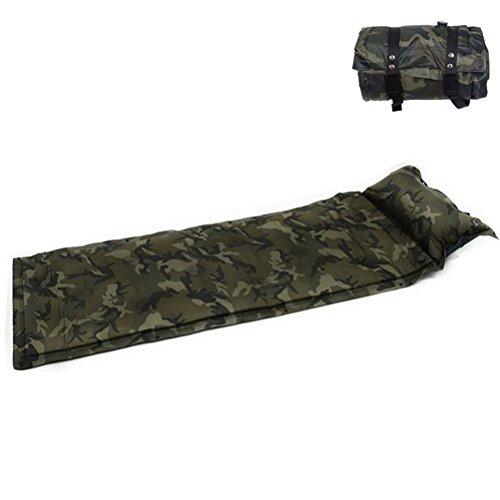 Accmart Self Inflating Air Mattress Sleeping Pad Mat Built
