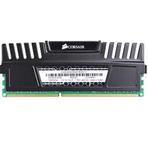 Corsair Vengeance 32GB (4x8GB)  DDR3 1600 MHz (PC3 12800) Desktop Memory (CMZ32GX3M4X1600C10)