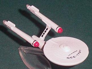 U.S.S. Enterprise NCC-1701 (Original Series) - Micro Machines Space Star Trek 65961