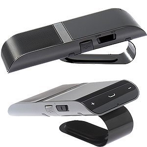BlueAnt S4 True Handsfree Speakerphone - Speaker phone - wireless - Bluetooth 2.1
