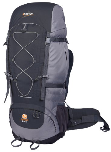 Vango Sherpa RUHSHERPAB05R29 Trekking Rucksack 70 L Black