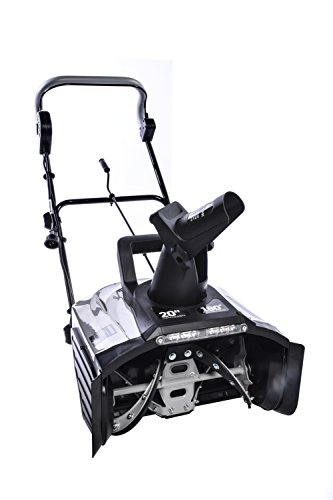 Ivation Heavy Duty 15 Amp 20 Inch Electric Snow Blower With 18V LED Headlight Throws 10 Feet (15 Amp Electric Snow Blower compare prices)