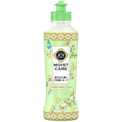 ジョイ コンパクト 食器用洗剤 モイストケア カモミールオアシスの香り 本体 200ml