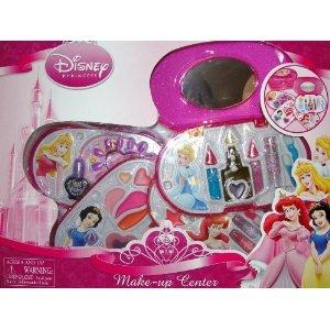 Disney princess make up center ariel snow white sleeping beauty