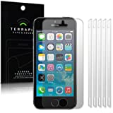 iPhone 5 Screen Protector Guard / Film / Cover / Case 6-in-1 Packby TERRAPIN